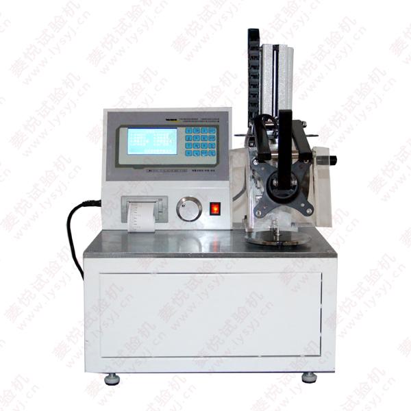 数显弹簧扭转试验机 立式数显弹簧扭矩测试机